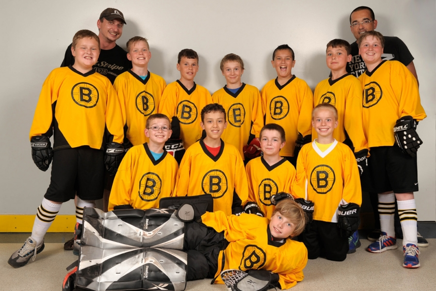 Novice-Atom - Bruins